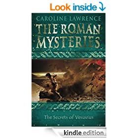 The Secrets of Vesuvius (THE ROMAN MYSTERIES)