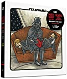 img - for Darth Vader & Son / Vader's Little Princess Deluxe Box Set (includes two art prints) (Star Wars) book / textbook / text book