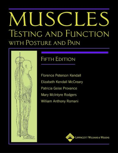 Muscles: Testing and Function, with Posture and Pain...