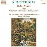 Khachaturian: Ballet Music from Gayaneh, Spartacus, Masquerade