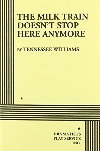 ten minute stop tennessee williams