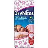 HUGGIES DRYNITES GIRL 8-15YEARS 9