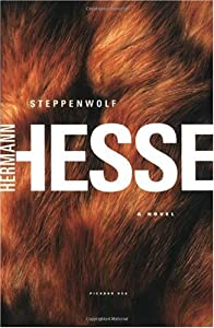 "Cover of ""Steppenwolf: A Novel"""