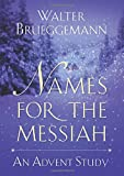 img - for Names for the Messiah book / textbook / text book