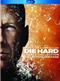 Die Hard Legacy Collection: Die Hard / Die Harder / Die Hard With a Vengeance / Live Free or Die Hard / A Good Day to Die Hard (Bilingual) [Blu-ray]