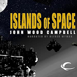 Islands of Space Hörbuch