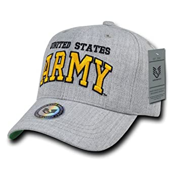 Rapiddominance Army Heather Grey Military Cap