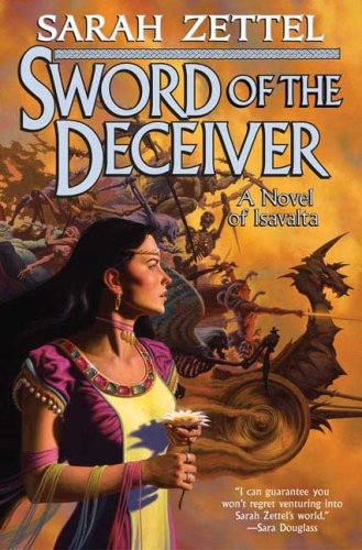 Image of Sword of the Deceiver (Isavalta, Book 4)