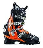 New Alpina Cross Country Ski Boots TR 15 Mens 13.5 Black/Grey/Silver