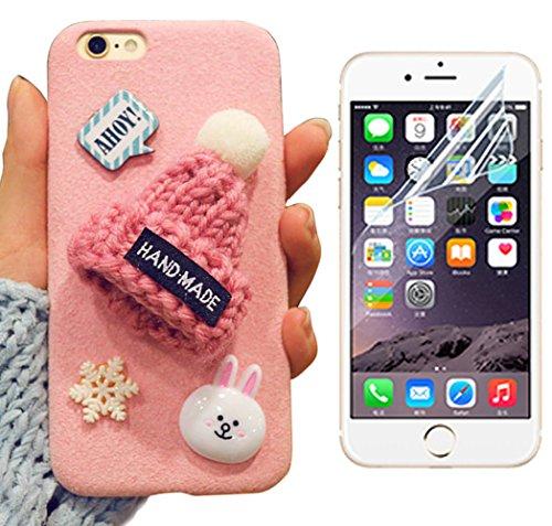 custodia-iphone-7-plus-case-cover-per-apple-iphone-7-plus-55-sunroyalr-xmas-adorabile-cappello-di-la