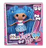 Lalaloopsy Loopy Hair Doll Mittens Fluff n' Stuff
