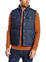 Levi's Chaleco Overlook Thermore Vest (Azul)