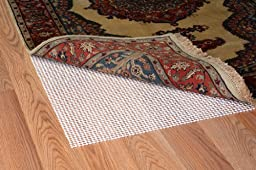 Ultra Stop Non-Slip Indoor Rug Pad, Size: 2\' x 4\' Rug Pad