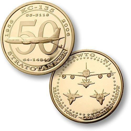 Northwest Territorial Mint KC-135 Stratotanker MerlinGold Coin