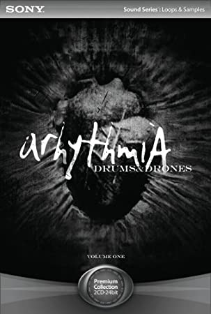 Arythmia: Drums & Drones Volume 1 [Old Version]