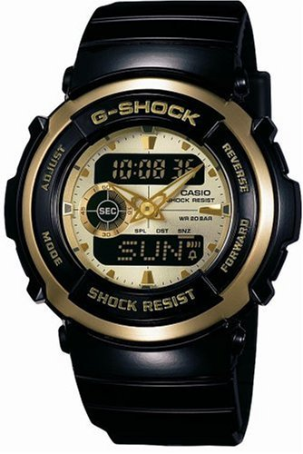CASIO (カシオ) 腕時計 G-SHOCK Treasure Gold G-300G-9AJF