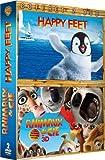 echange, troc Happy Feet + Animaux & Cie