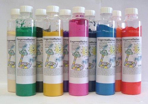 10-x-1000-g-fingerfarben-10-fach-sortiert-10-verschiedene-farbtone-fingermalfarbe-creativfarbe-finge
