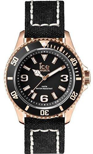 Ice Watch Ice Denim CA.BK.RG.U.C.14 Orologio da polso donna Cassa solida