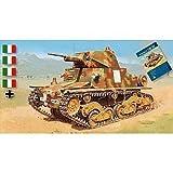おもちゃ Carro Armato L6/40 Tank 1/35 Premium Edition w/Book Italeri [並行輸入品]
