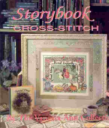 Image for Storybook Cross-Stitch