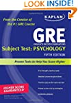 GRE Subject Test: Psychology, 5th Edi...