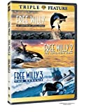 Free Willy 1-3 [DVD] [1997] [Region 1] [US Import] [NTSC]