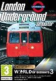 London Underground Simulator - World of Subways 3 (PC CD)