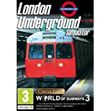 London Underground Simulator - World of Subways 3 (PC CD)by Excalibur Video games...