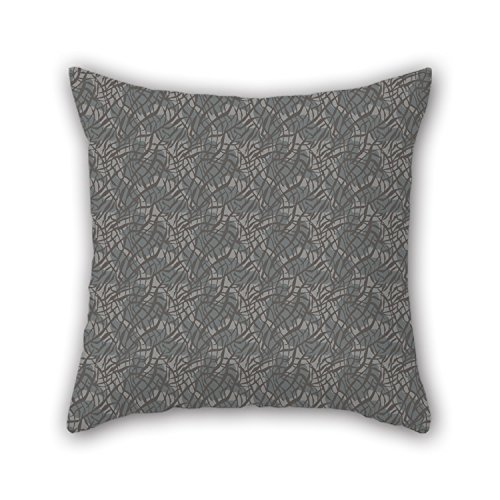 NICEPLW Cushion Covers Of Geometry,for Car,couples,study Room,indoor,kids Girls,home 18 X 18 Inches / 45 By 45 Cm(two Sides) (Ps4 Ventilator compare prices)