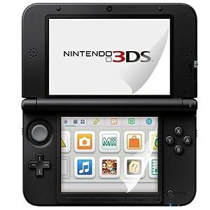 6x kwmobile® film de protection pour écran Nintendo 3DS XL TRANSPARENT. Qualité supérieure