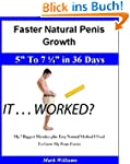 """Faster Natural Penis Growth: 5"""" To 7..."""