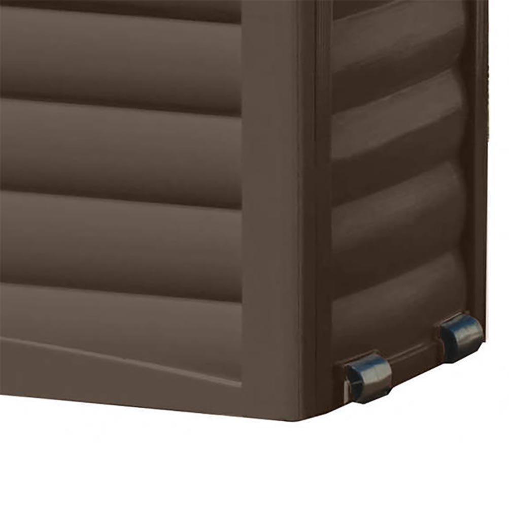 Suncast Resin 63 Gallon Deck Box