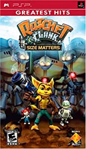 Ratchet & Clank: Size Matters - PlayStation Portable