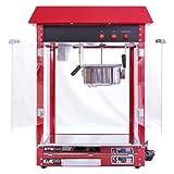 KuKoo Popcornautomat Popcorn Maker Maschine 8 Unzen Große