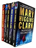 Mary Higgins Clark Mary Higgins Clark 5 Books Collection Set Pack RRP £34.95 (Moon Light Becomes You, Dashing Through the Snow, On The Street Where You Live, Where are you now?, You belong to me)