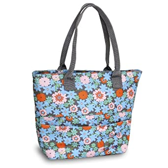 J World New York Lola Lunch Tote, Blossom, One Size