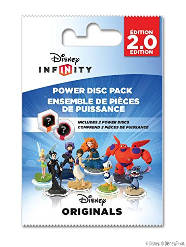 Disney Infinity (2.0 Edition): Power Disc Pack - 1