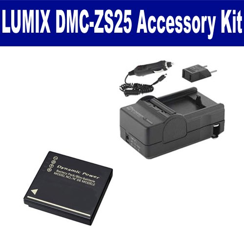 Цифровой фотоаппарат Panasonic Lumix DMC-ZS25
