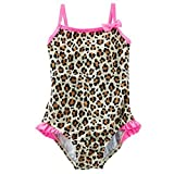 OshKosh B'gosh Baby Girls' Leopard Print Swimsuit - 6 Months