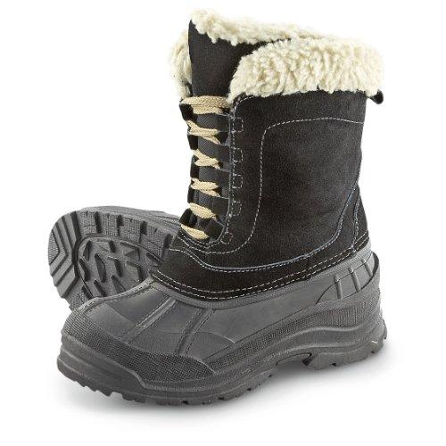 best womens snow boots tsaa heel