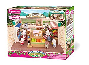 Calico Critters Calico Critters Supermarket Set