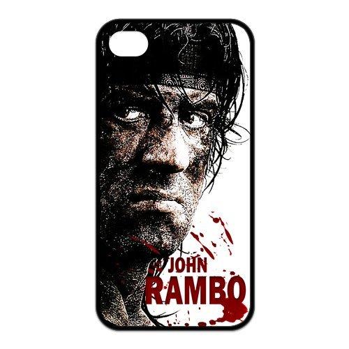 fdf2b72bf35 Vintage First Blood John Rambo Sylvester Stallone Cool Design Snap ...
