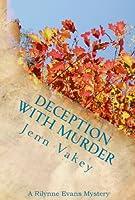 Deception with Murder (A Rilynne Evans Mystery Book 2) (English Edition)