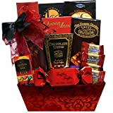 Art of Appreciation Gift Baskets   Sweet Obsessions Chocolate Basket