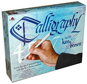 Calligraphy With Ken Brown Calligraphy Kit