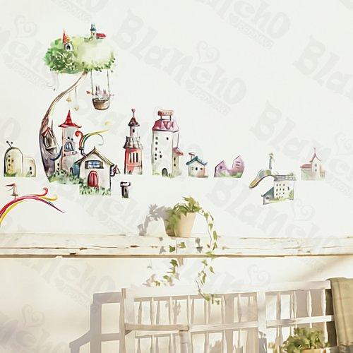 [Magic Village] Decorative Wall Stickers Appliques Decals Wall Decor Home Decor front-913746