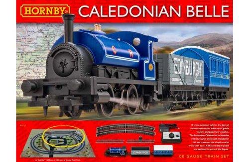 [HSB] Hornby R1151 Caledonian Belle Train Set with HSB® Storage Bag