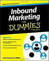 Inbound Marketing For Dummies Front Cover