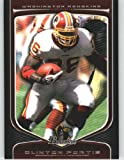 Clinton Portis / Washington Redskins / 2009 Bowman Draft Picks Football Cards # 29 / NFL Trading Card in